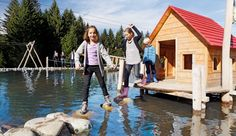 The Mooraculum in Entlebuch is an experience for children