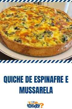 Quiches, Creme, Food And Drink, Cooking Recipes, Pie, Favorite Recipes, Foods, Breakfast, Vegetarian Recipes Easy