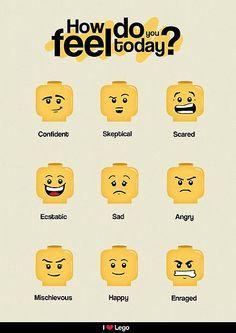 lego face illustrator - Google zoeken