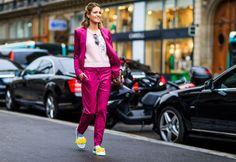 streetlooks de la Fashion Week de Paris #4