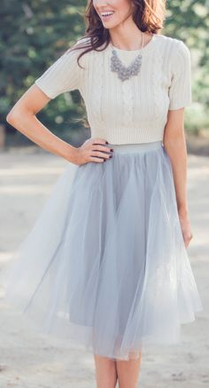 Browse online for the newest ASOS PETITE WEDDING Tulle Midi Skirt with Layers styles. Date Outfits, Skirt Outfits, Classy Outfits, Beautiful Outfits, Dress Skirt, Dress Up, Fashion Outfits, Ballet Clothes, Mode Chic