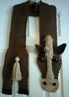 Hourse scarf
