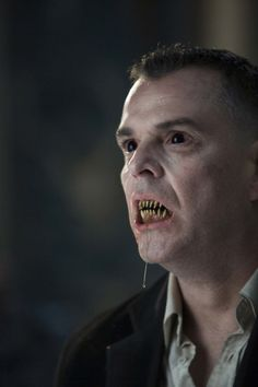 Danny Huston as Marlow in  30 days of Night.  Loved this movie....and loved Danny in this part....one of the, if not the best...vampires...EVER!