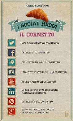 Le reason why dei vari #social network