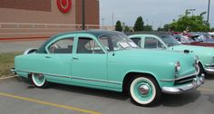 1953 Kaiser Dragon Four Door Sedan