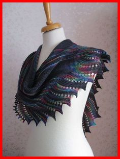Rainbows - Free Pattern Free Knitting Pattern History of Knitting String rotating, weaving and stitching jobs such as for instance BC. Knitted Shawls, Crochet Scarves, Crochet Shawl, Knit Crochet, Shawl Patterns, Knitting Patterns Free, Free Pattern, Crochet Patterns, Easy Knitting Projects