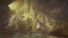 "Thomas Scholes - ""Concept art"""