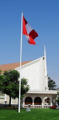 Lima Peru Temple. #lds #mormon