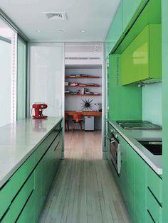 Decoración monocromática para tu casa, ¿sí o no?