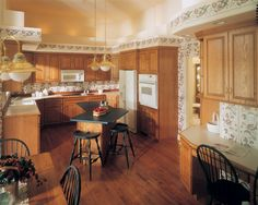 Country kitchen style in Plan 051D-0182 | House Plans and More