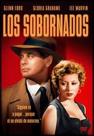 Los sobornados (1953) EEUU. Dir: Fritz Lang. Cine negro. Suspense - DVD CINE 1084