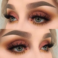 See this Instagram photo by Helene Sjstedt • 844 likes eye makeup - http://amzn.to/2hGJKkg