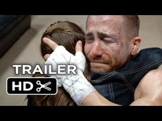 Southpaw Official Trailer #2 (2015) - Jake Gyllenhaal Boxing Drama HD - YouTube