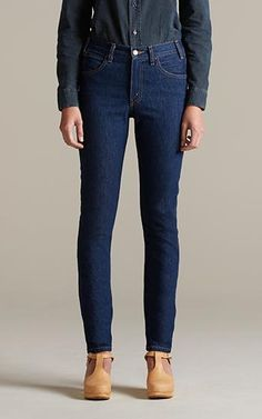 Levi's® Vintage Clothing - Vintage Jeans & Clothing   LVC Official