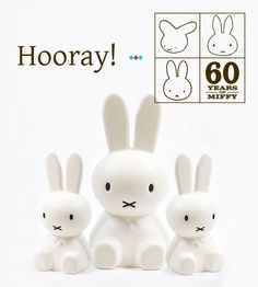 Celebration Miffy Small and Miffy XL