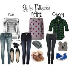 Style according to your body type