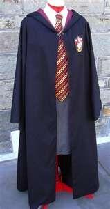 Harry's Gryffindor Robe!!!