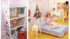 The sindy house- this was my pride and joy!