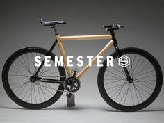 Semester Bicycle: HexTube Bamboo + Carbon Fiber Bike by Pamela Dorr — Kickstarter