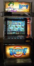 IGT I GAME VIDEO TURKEY SHOOT SLOT MACHINE ( COINLESS ) ( TICKET PRINTER )