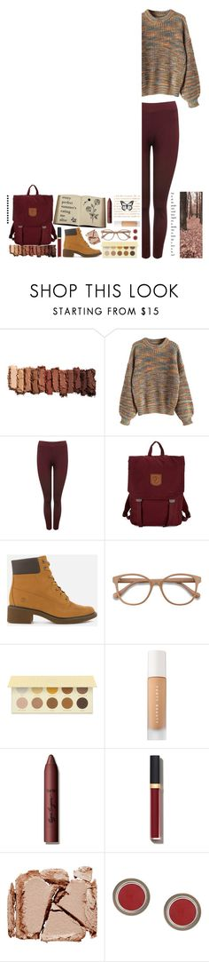 """♡116♡"" by mia-172xx ❤ liked on Polyvore featuring Urban Decay, M&Co, Fjällräven, Timberland, Music Notes, EyeBuyDirect.com, Puma, tarte, Chanel and Surratt"