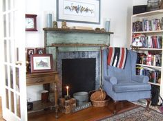Fireplace Mantle Design, Pictures, Remodel, Decor and Ideas - page 3