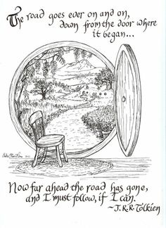 Lord of the Rings Illustration, tolkien                                                                                                                                                                                 More