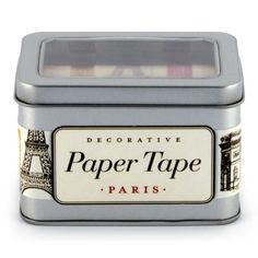 Washi tape - Paris