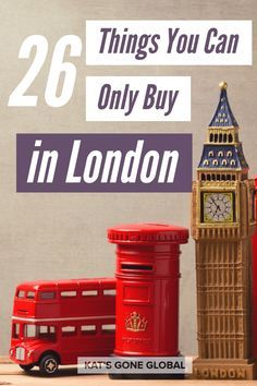 26 Things You Can Only Buy in London, Home Accessories, 26 Things You Can Only Buy in London - Taking unique gifts and souvenirs home that you can only buy in London will remind you of your trip in years to. London Shopping, London Travel, London England Travel, London Tips, London Food, London Decor, London Souvenirs, London Dry Gin, Europe