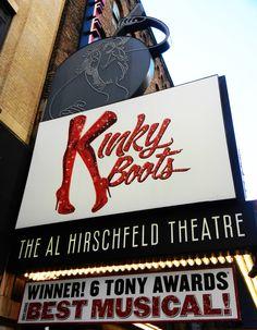 Hirschfeld Theatre #Broadway #Musicals #Theater