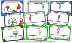 3rd Grade Common Core Math Fractions BUNDLE Activities Tas