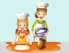 Free Curriculum: This weekly cooking curriculum is designed to build basic cooking skills as well as confidence. Together we will learn new recipes, cook together, bake together and eventually even cook whole meals, so put on your aprons, wash your hands and get ready to join in the fun!