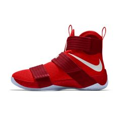 Nike Zoom LeBron Soldier 10 iD Men's Basketball Shoe #basketballlife