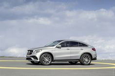 2015 Mercedes-Benz GLE63 AMG Coupe  #
