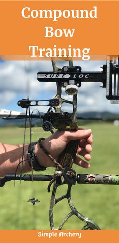 Do you want to learn how to shoot a compound bow? This article shows you all the basic training you need to get started. Archery Training, Archery Tips, Archery Hunting, Hunting Dogs, Deer Hunting, Deer Camp, Archery Targets, Pheasant Hunting, Turkey Hunting