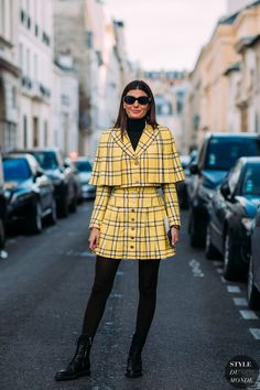 Giovanna Battaglia Engelbert by STYLEDUMONDE Street Style Fashion Photography FW18 20180303_48A1575