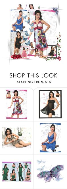Flirty Nighties by lavanyas-trendzs on Polyvore featuring Balmain, sale, nighty and offer