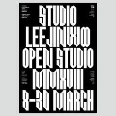 STUDIO LEEJINWOO'라는 이름의 그래픽 디자인 스튜디오를 시작하게 되었습니다. 또한 STUDIO LEEJINWOO의 작업실이자 동료…