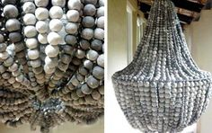 Produced and hadcrafted in Durban by Helloo handmade South African Design, South African Art, Ethnic Bedroom, African Interior, Homemade Jewelry, Innovation Design, Chandeliers, Interior Inspiration, Lust