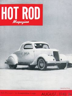 9 Best Hot Rod Magazine Covers images in 2012 | Hot rods