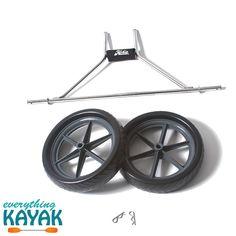 Good Hobie Hobie Trax In.2-30 In Water Sports Cart Plug-in Modern Design Accessories