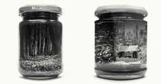 Photographer Captures Landscapes in Jars Using Analog Double Exposures #photography http://petapixel.com/2016/11/15/photographer-captures-landscapes-jars-using-analog-double-exposures/