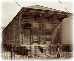 from these hands...: Shotgun Houses