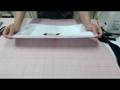Patchwork Ao Vivo #49: zíper e bordado à máquina num protetor de berço - YouTube