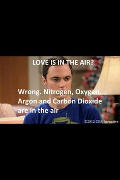 love is in the air? :)