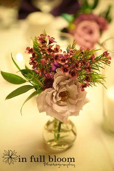perfect bud vase arrangement