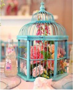 Centre Piece Bird Cage