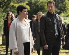 "Additional Snow/Charming promo pics of 6x07, ""Heartless""."