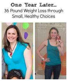 It IS possible to lose weight without spendy products or programs. Here's how I lost 36 pounds all on my own, on a budget.