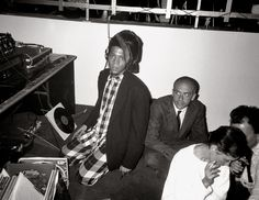 Area: 1983 – 1987 - Jean-Michel Basquiat and Francesco Clemente.8